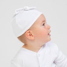 Load image into Gallery viewer, Larkwood Baby Top Knotted Hat