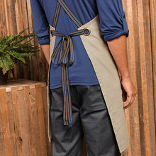 Load image into Gallery viewer, Premier  Cross Back Interchangeable Apron Straps