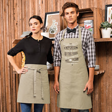 Load image into Gallery viewer, Premier  Calibre Heavy Cotton Canvas Bib Apron