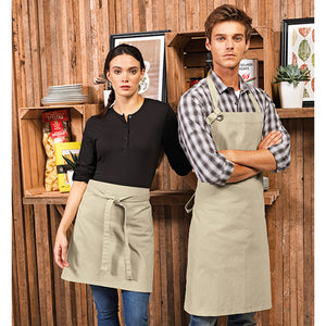 Premier  Calibre Heavy Cotton Canvas Bib Apron