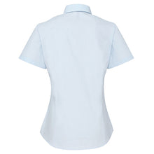 Load image into Gallery viewer, Premier Womens Supreme Poplin Short Sleeve Shirt