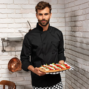 Premier Cuisine Long Sleeve Chefs Jacket