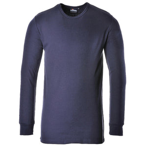 Portwest Thermal T-shirt Long Sleeved (b123)