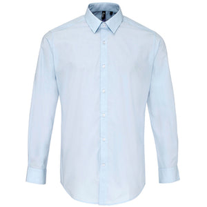 Premier Supreme Poplin Long Sleeve Shirt