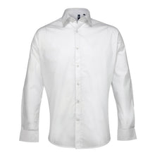 Load image into Gallery viewer, Premier Supreme Poplin Long Sleeve Shirt