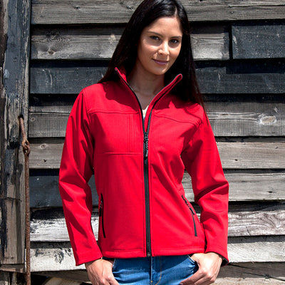 Result Womens Classic Softshell Jacket
