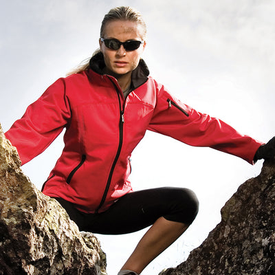Result Womens Softshell Jacket
