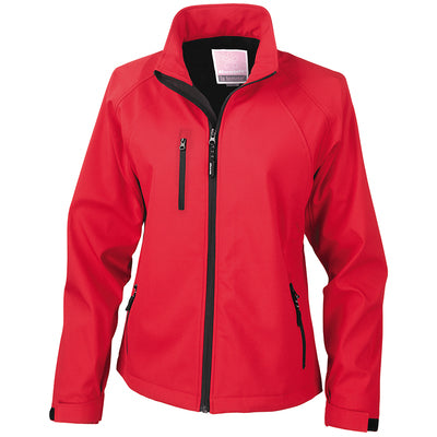 Result Womens Base Layer Softshell Jacket