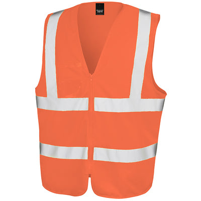 Result Core Core Safety Zip Tabard
