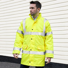 Load image into Gallery viewer, Result Core Core Safety High-viz Coat Coat
