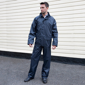 Result Core Core Rain Suit