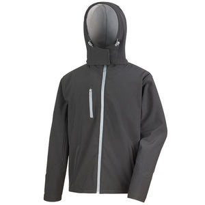 Result Core Core Tx Performance Hooded Softshell Jacket