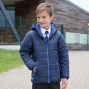 Result Core Core Junior Padded Jacket