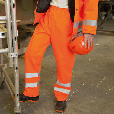 Result Safety Hi-viz Trousers