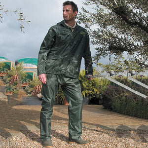 Result Heavyweight Waterproof Jacket/trouser Suit
