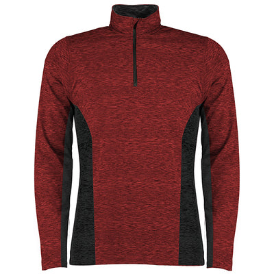 Rhino  Jupiter 1/4 Zip Contrast Performance Top