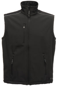 Regatta Sandstorm Workwear Softshell Bodywarmer