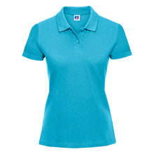 Load image into Gallery viewer, Russell Womens Classic Cotton Polo