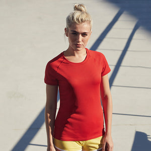 Fruit Of The Loom Lady-fit Performance Tee
