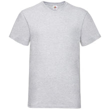 Load image into Gallery viewer, Fruit of the Loom Valueweight V-Neck T-shirt