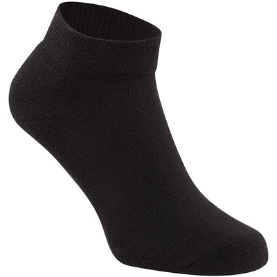 Fruit Of The Loom  Quarter Socks (3 Pairs)