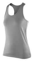Load image into Gallery viewer, Spiro Softex Fitness Top Super Soft Quick Dry Fabric With Hightec Stretch