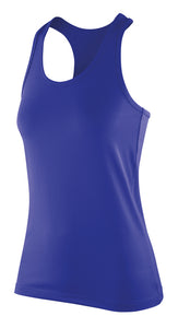 Spiro Softex Fitness Top Super Soft Quick Dry Fabric With Hightec Stretch