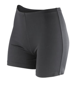 Spiro Softex Shorts Super Soft Quick Dry Fabric With Hightec Stretch