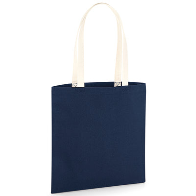 Westford Mill  Earthaware? Organic Bag For Life - Contrast Handles