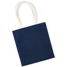 Load image into Gallery viewer, Westford Mill  Earthaware? Organic Bag For Life - Contrast Handles
