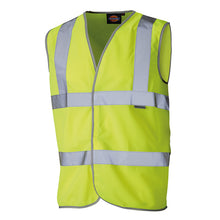 Load image into Gallery viewer, Dickies Highway Safety Waistcoat (sa22010)
