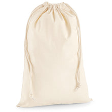 Load image into Gallery viewer, Westford Mill  Premium Cotton Stuff Bag