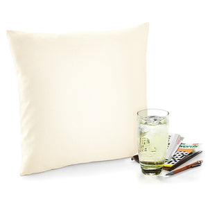 Westford Mill Fairtrade Cotton Canvas Cushion Cover