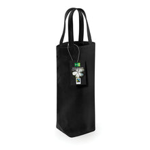 Load image into Gallery viewer, Westford Mill Fairtrade Cotton Bottle Bag