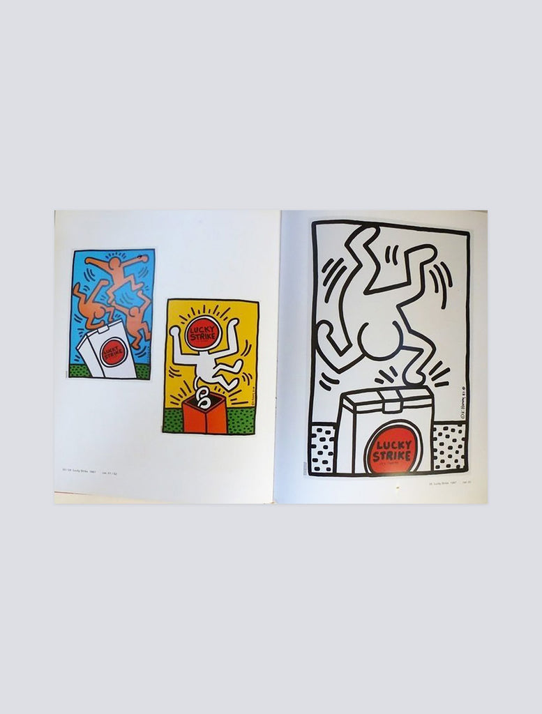 Lucky Strike 1 - Keith Haring '87