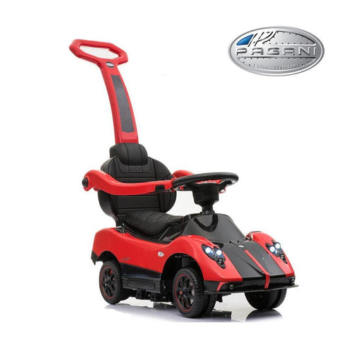 Pagani Zonda Kids Foot to Floor Ride on Car - Red