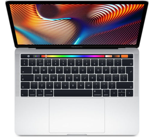 "APPLE 13"" MacBook Pro with Touch Bar - 128 GB SSD, Silver (2019)"