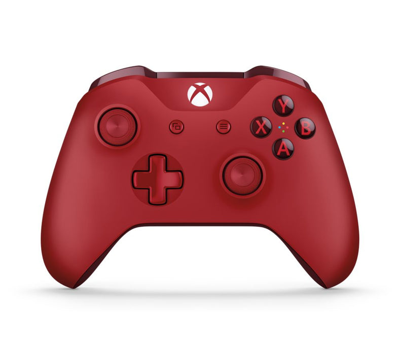 MICROSOFT Xbox One Wireless Controller- Blue/Grey/Red