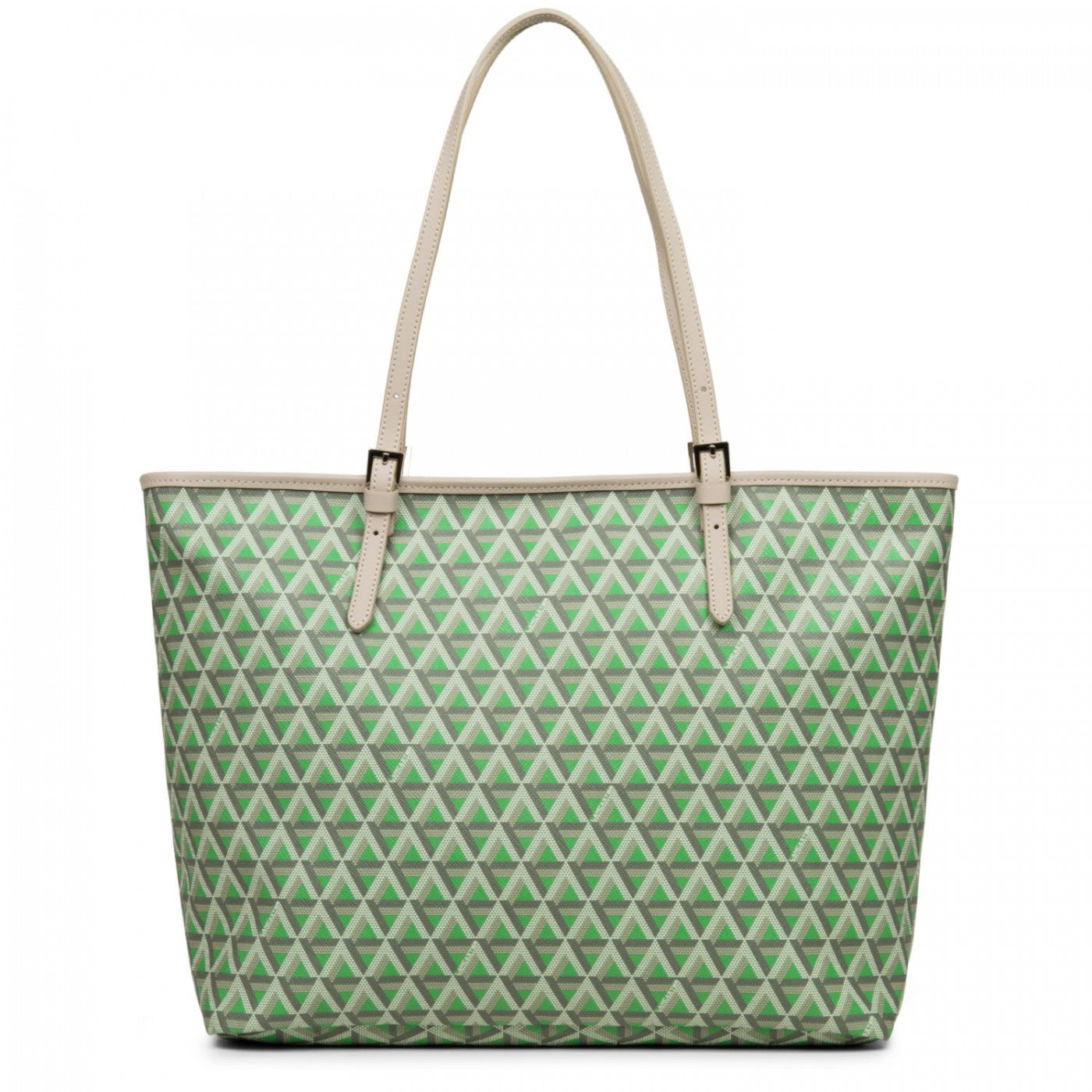LANCASTER IKON SHOULDER BAG - GREEN