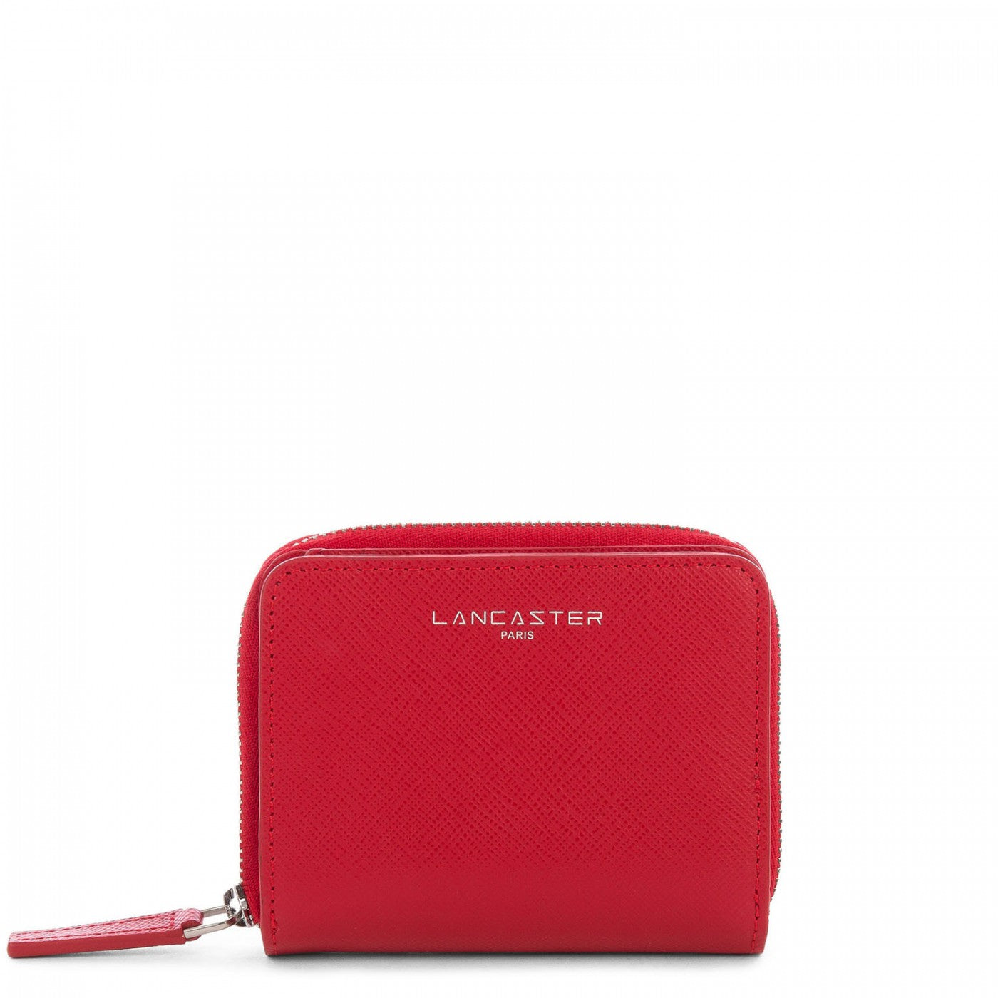 LANCASTER COIN PURSE - RED