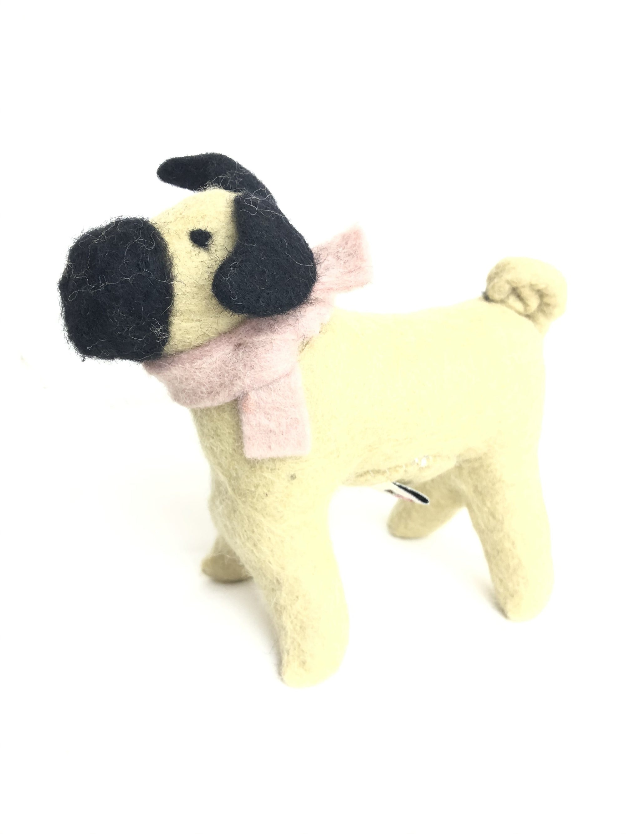 AMICA FELT PAM THE TOY PUG