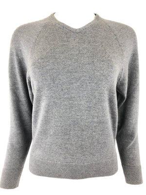TORTONA 21 STORNO HIGH-V MERINO WOOL SWEATER - 3 COLOR OPTIONS