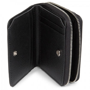 LANCASTER COIN PURSE - BLACK