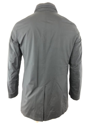 MANTO PHANTOM 3/4 RAINCOAT - BLACK