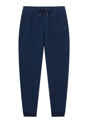 DEREK ROSE DEVON MEN'S SWEATPANTS - NAVY