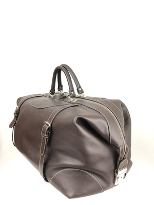 LEATHER ERCOLANO BAG