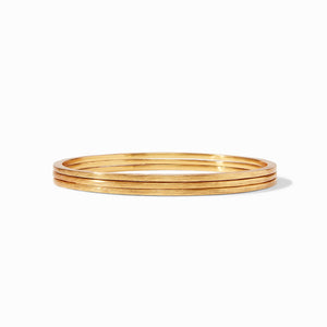JULIE VOS ASPEN STACKING BANGLE - MEDIUM