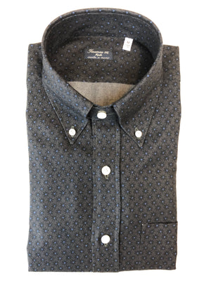 FINAMORE 1925 STARDOT SHIRT - 2 COLOR OPTIONS