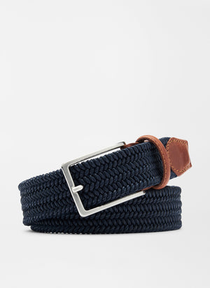 Men's Waxed Braided Belt - 2 COLOR OPTIONS (4578696986701)