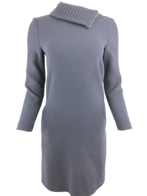ANTONELLI FIRENZE MONDRIAN NAVY DRESS